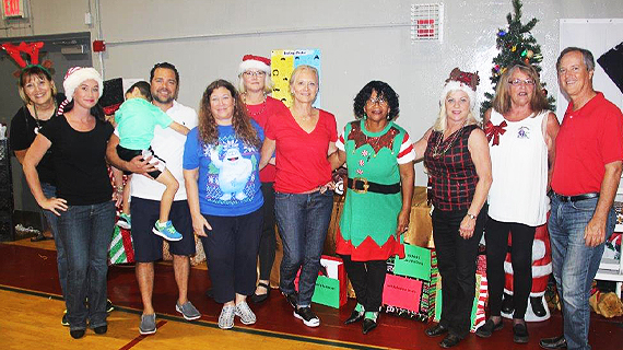 19th Annual CEC Toy Distribution Event
